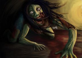The Crawling Dead by viveti