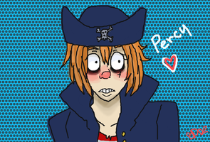 Pirate Percy of Candle Cove by Kiriko-Shi