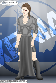 The Cast of Project SouthBound No.9 - Xenia by BlackSandrock10