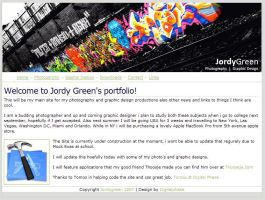 Jordy Green Portfolio by jordygreen