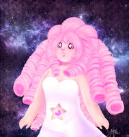 Rose Quartz Universe by Yara-V