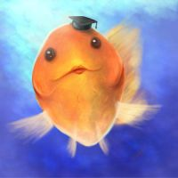 Gold Fish - GRADUATED by purlo