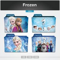 Frozen (Folder Icon) by limav