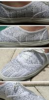 shoes. by joonks