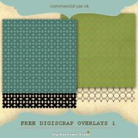 CU Digiscrap Overlays 1 by starsunflowerstudio