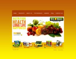 Website : Global Partners Inc by victorsantosjr