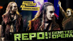 Wallpaper Graverobber by DeZiiReeDLC