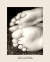 Toes by jpgreeff
