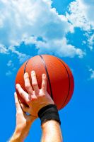 Basketball by fotogrph