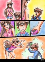 Ran and conan - you lied to me 1 by kyo-domesticfucker