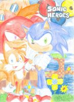Sonic Heroes by ToxicThunder