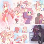 Sketchpage: Pinku by ikr
