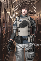 Rebecca BSAA by Shanttyvf