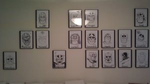 Thanos project Wall by IamSpeck