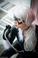 A different side (Black Cat 2.0) by SkittlesnCookie