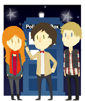 Dr.Who by Librorium
