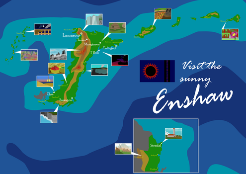 the reasons why you should totally visit enshaw by Pachumaster