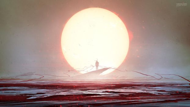 Northern Lights by KuldarLeement