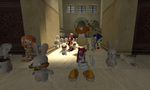 Rayman Visits the Museum by DefectiveStudios