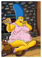 Fat Marge by jdeer69