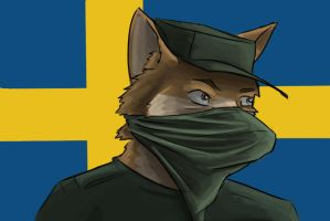 christmas present: Airsoft Fox Icon by SteinWill
