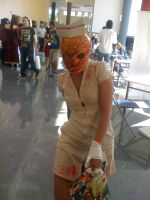Nurse from Silent Hill by NaletH
