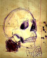 Le Mort by thehatterschild