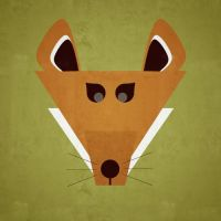 PosterVine Foxy Poster by PosterVine