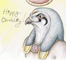 The Happy Birthday Re by MyWorld1