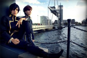 Code Geass - Replica by ShamanRenji