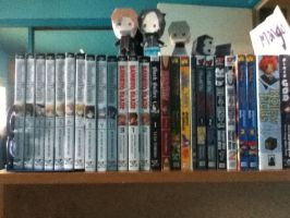 All My Mangas by Riiload