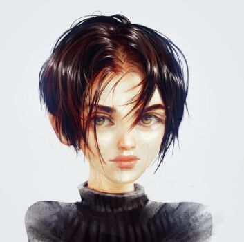 Winona Ryder by Iruuse