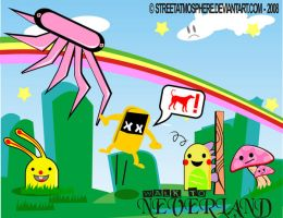 WELCOME TO NEVERLAND by streetatmosphere
