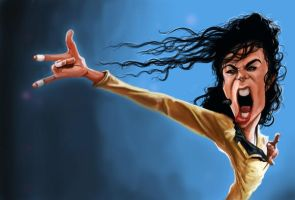 King of Pop by rico3244