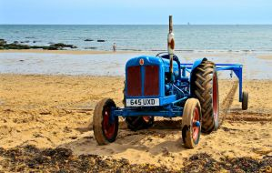 Beach Tractor by BusterBrownBB