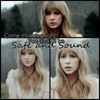 Taylor Swift Safe And Sound Collage by TheFearlessChick