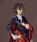 Prince Lelouch vi Britannia by levelonedungeon