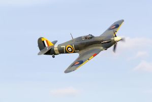 Sea Hurricane by james147741