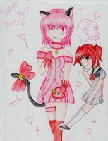 Tokyo Mew Mew by blackmoongirl