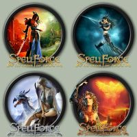 Spellforce: The Order Of Dawn Icons by kodiak-caine