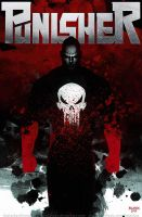 Punisher Faux Cover by Balaskas