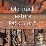 Old Truck Texture Package 5 by DustwaveStock
