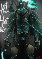 DoTA Another Phantom Assassin by Exaxuxer