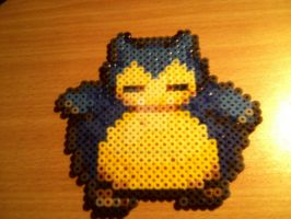Snorlax by DisasterExe