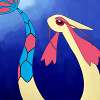 Milotic by Heather997