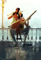 Oh Susanna. by PascalCampion