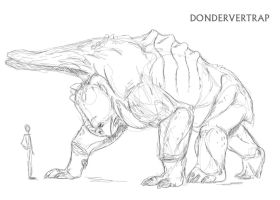 Dondervertrap by Viergacht