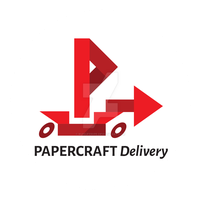 PAPERCRAFT Delivery by ruisuferipe