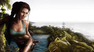 Adventures of Lara Croft by NightWish666