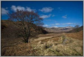 The West Highland Way by Rebacan